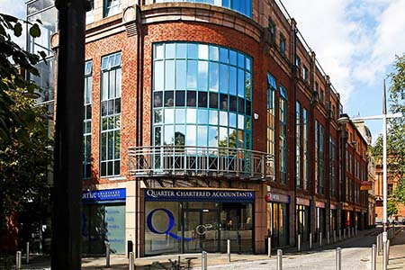 quarter accountants belfast
